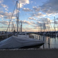 Photo taken at Port de St-Blaise by Daniel C. on 8/12/2013