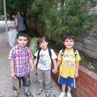 Photo taken at Zübeyde Hanım Anaokulu by ELİF GÜNAY on 6/13/2013