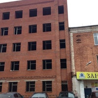 Photo taken at Швейная фабрика «Зангари» by KengA on 10/28/2013