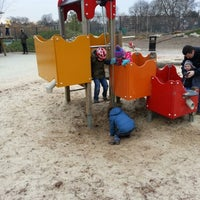 Photo taken at Clissold Park Playground by Rob H. on 1/13/2013