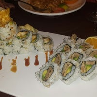 Photo taken at Thai Hana Restaurant & Sushi Bar by Kristen G. on 2/18/2015