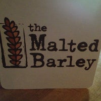 Photo taken at The Malted Barley by Aaren S. on 5/13/2013