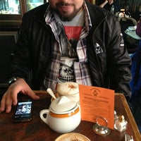 Photo taken at Caffe Reggio by Laisa S. on 5/1/2013