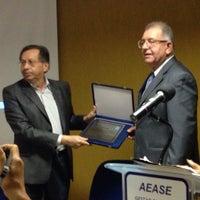 Photo taken at AEASE - Associação de Engenheiros Agrônomos by Laisa S. on 10/10/2014