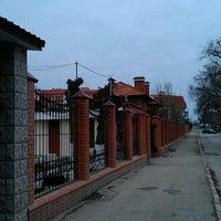 Photo taken at отель Феодосия by Евгения З. on 4/9/2013