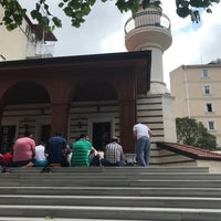 Photo taken at kaptan sinan paşa camii by Ali G. on 9/14/2018