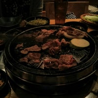Photo taken at miss KOREA BBQ by Eddie P. on 7/23/2013