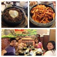 รูปภาพถ่ายที่ Kimchi Sushi โดย Hecel B. เมื่อ 8/8/2013