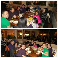 ... Photo Taken At Olive Garden By Hecel B. On 1/13/2014