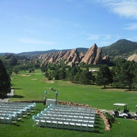 Photo taken at Arrowhead Golf Club by Annette S. on 8/4/2013