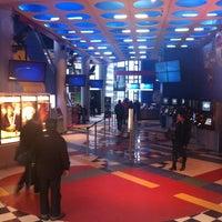 Photo taken at Cineplex Cinemas Yonge-Eglinton by AengDoo K. on 1/11/2013