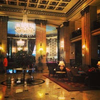 Photo taken at The Roosevelt Hotel by Tanner G. on 5/30/2013