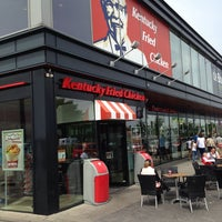 Photo taken at KFC by Bjorn V. on 6/16/2013