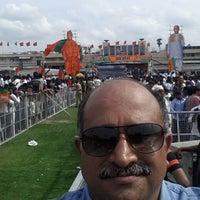 Photo taken at Lal Bahadur Shastri Stadium by Sanjay G. on 8/11/2013