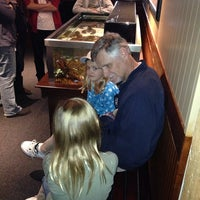 Photo taken at Red Lobster by Jon B. on 10/17/2013