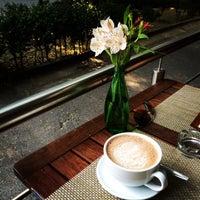 Photo taken at Terracotta Café by Zu O. on 3/20/2015