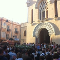 Photo taken at Iglesia del Sagrado Corazón de Jesús by Carmen B. on 6/22/2014