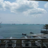 Photo taken at MOE Changi Coast Adventure Centre by Erdaz O. on 2/20/2014