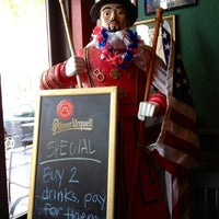 Photo taken at Three Lions Pub by Daven H. on 6/15/2013