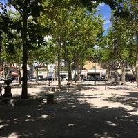 Photo taken at Café des Arts by Jerome B. on 7/13/2014