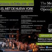 Photo taken at Teatro Vallarta by Teatro Vallarta on 8/13/2014