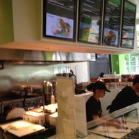 Photo taken at Freshroll Vietnamese Rolls & Bowls by Ed R. on 10/5/2012