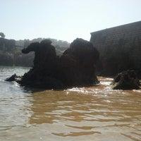 Photo taken at Playa Camello by Jm V. on 7/6/2013
