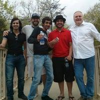 Photo taken at Lake Fairfax Park by Halil U. on 4/19/2013