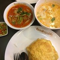 Photo taken at Food Republic by Yume P. on 3/20/2017
