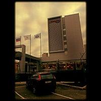 Photo taken at Hampton by Hilton by Ярослав М. on 10/23/2013