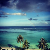 Photo taken at The Westin Resort Guam by Satoshi I. on 6/12/2013