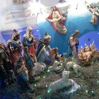Photo taken at Igreja Santa Cruz dos Militares by Jen S. on 12/6/2014
