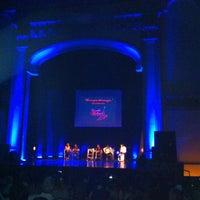 Photo taken at Teatro Novedades by Gerardo P. on 12/28/2013