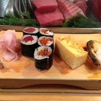 Photo taken at Daiwa Sushi by ÀLEX A. on 1/27/2013