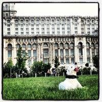 Photo taken at Parcul Izvor by Andrei M. on 7/18/2013