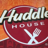 Photo taken at Huddle House by Teresa K. on 8/9/2013