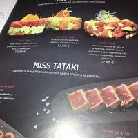Foto tomada en Miss Sushi por cuadrodemando (. el 7/29/2017