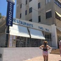 Foto tomada en Restaurante Faro Real por cuadrodemando (. el 7/12/2016