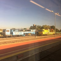 Photo taken at Estación de Talavera de la Reina by cuadrodemando (. on 11/10/2016
