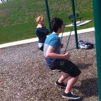 Photo taken at Schneider Community Park by Branden M. on 4/18/2013