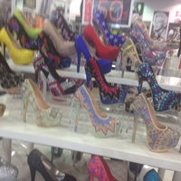 Photo taken at The Shoe Shop Miami by Javone on 7/13/2014