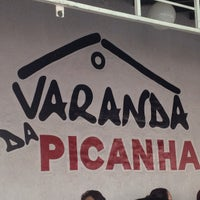 Photo taken at Varanda da Picanha by Robson R. on 4/7/2013