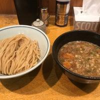 Photo taken at 麺奏 ハモニカ by 一茂 前. on 10/10/2017