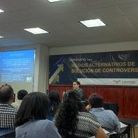 Photo taken at Casa de la cultura jurídica by David G. on 10/1/2014