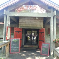 Photo taken at Uncle Bubba's Oyster House by Kelly C. on 4/22/2013