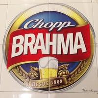 Photo taken at Quiosque Chopp Brahma by Juninho J. on 5/28/2014