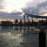 Photo taken at Harbourfront Centre by Dina S. on 11/11/2012