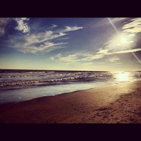 Photo taken at Isle of Palms Beach by Jessica C. on 11/24/2012