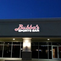 Photo taken at Bubba's Sports Bar by Nick G. on 4/5/2013