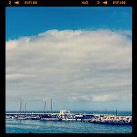 Photo taken at Playa de Torviscas by Dashulia R. on 6/22/2013